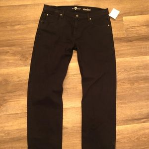 NWT MENS 7 FOR ALL MANKIND JEANS